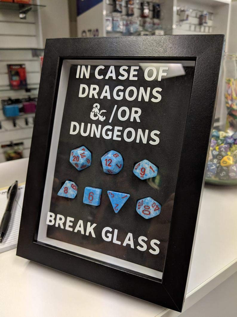 In case of Dungeons and/or Dragons