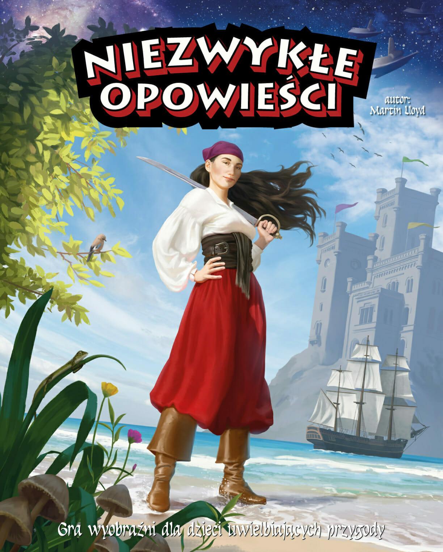 Amazing Tales: Poland