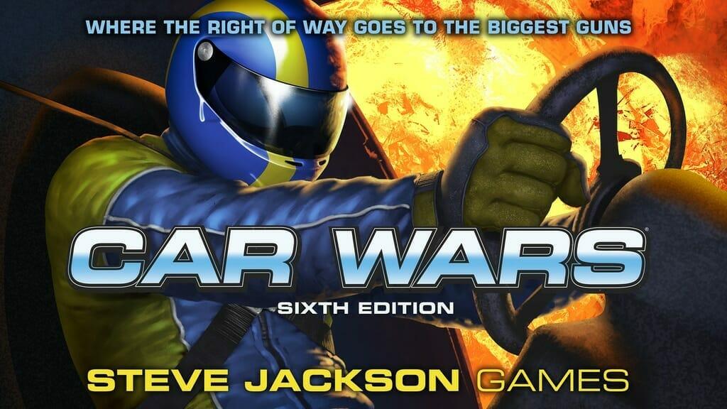 Car Wars 6th edition