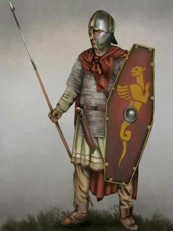 Late Roman by J. Lazarus