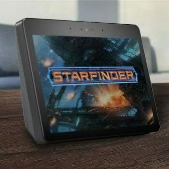 Starfinder on Alexa
