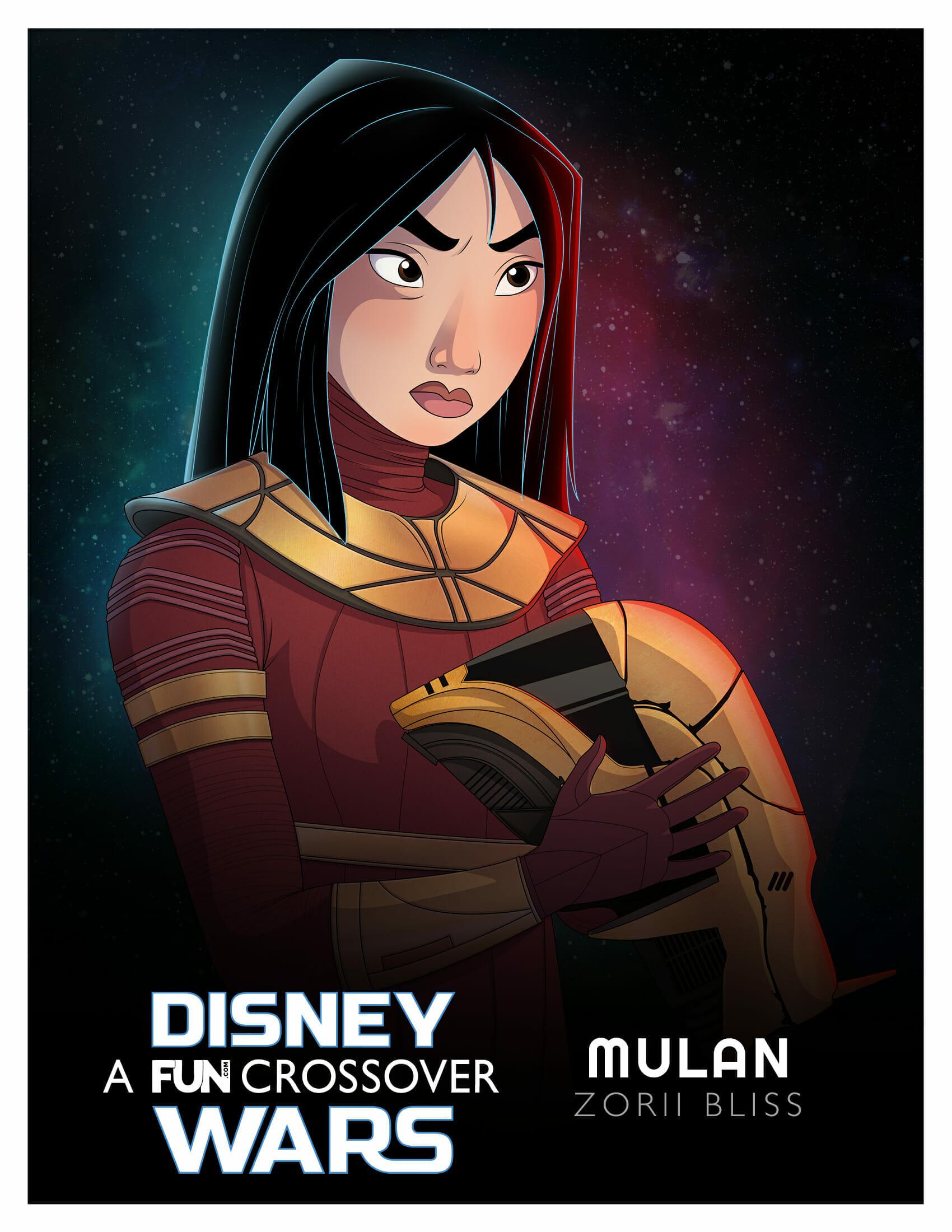 Mulan Zorii Bliss
