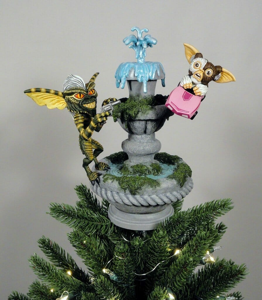 Gremlins  christmas tree topper