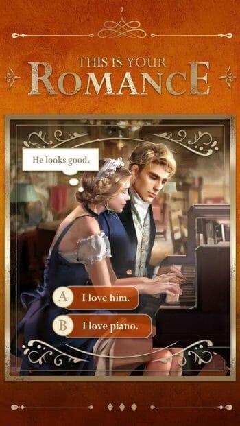 Romance app