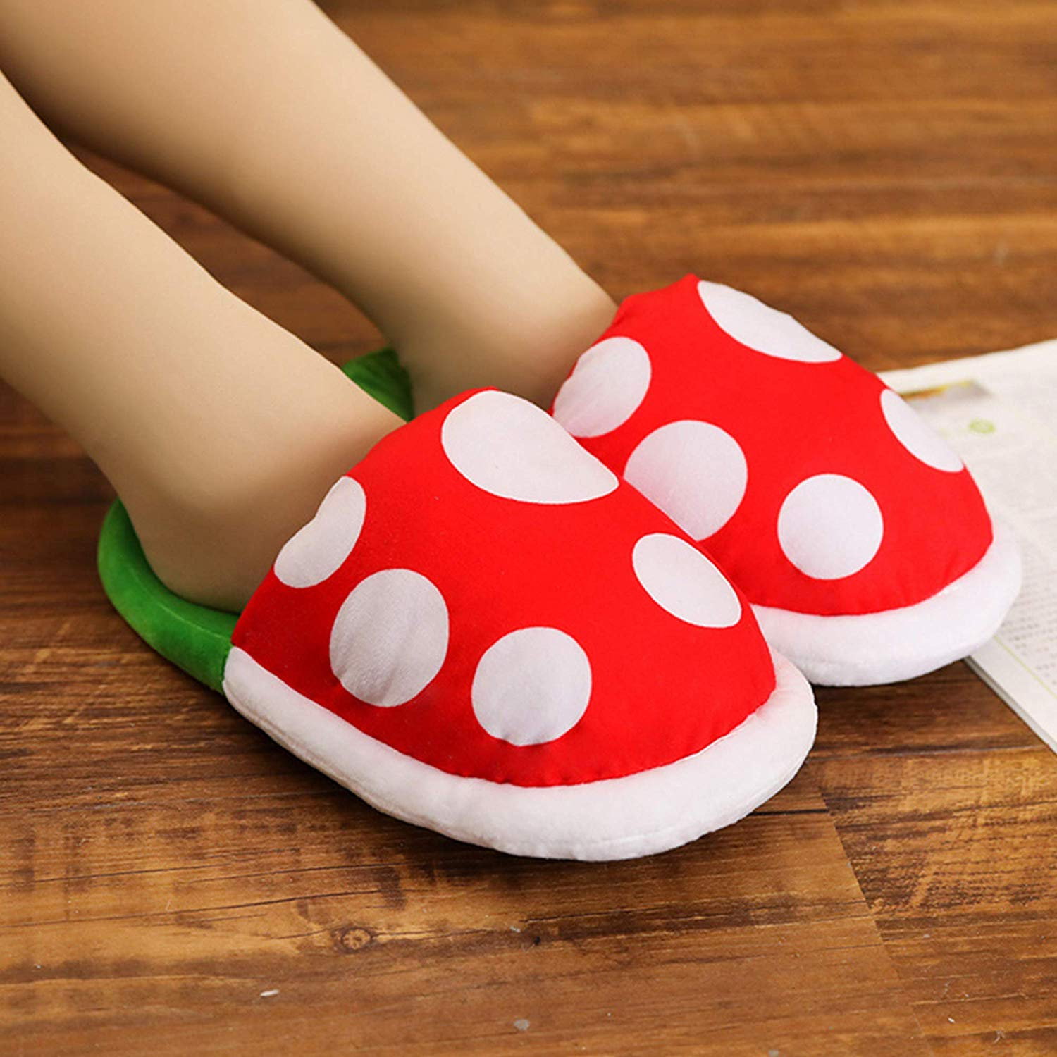 Piranha Plants slippers