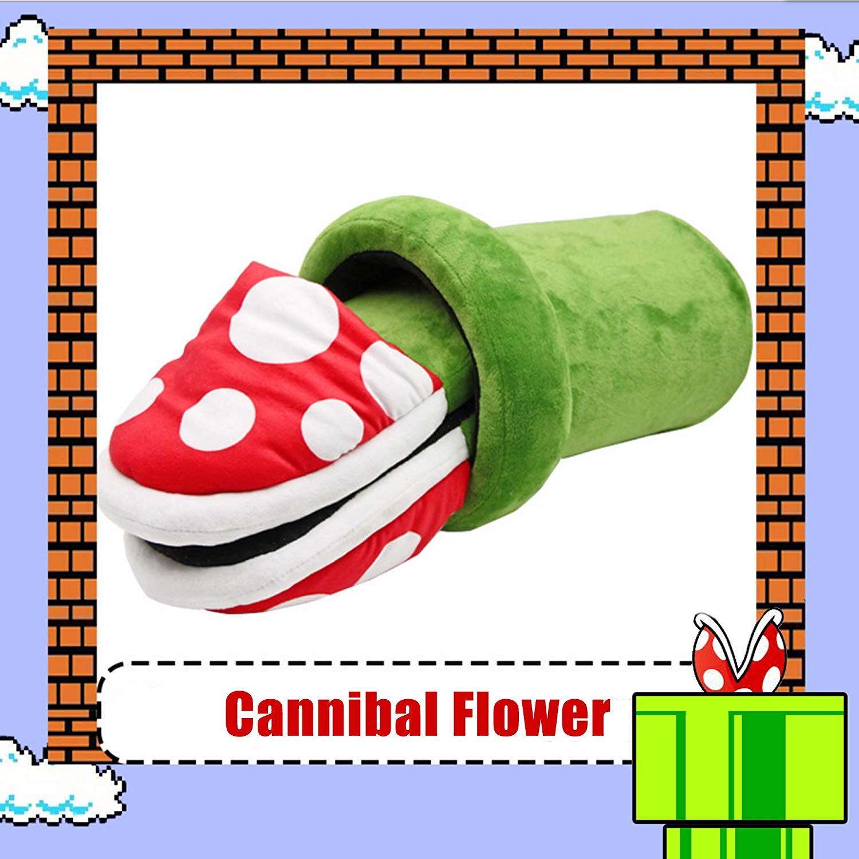 Cannibal flower slippers