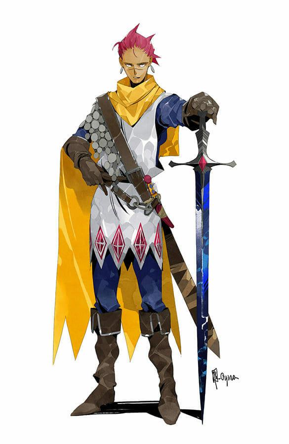 Legend of King Arthur - The Warrior