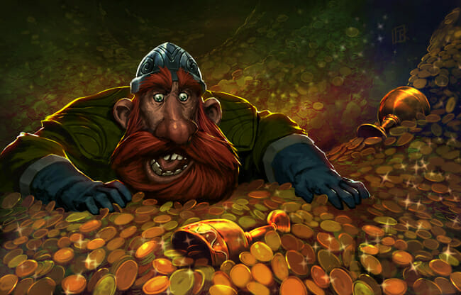 Pocket Treasure by Ivan Koritarev