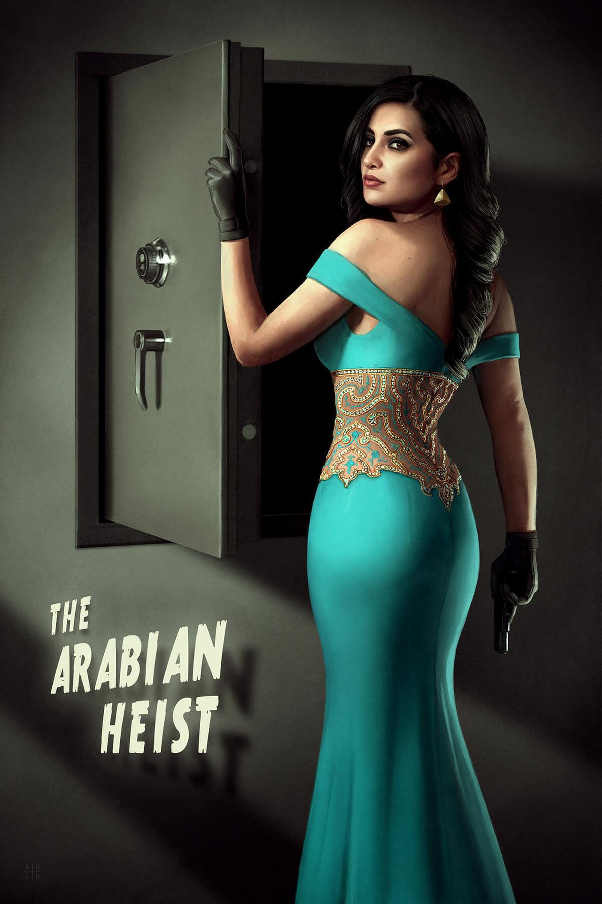 The Arabian Heist