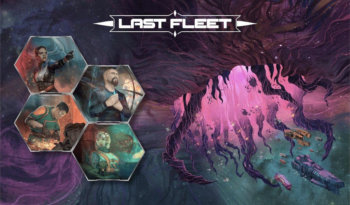 Last Fleet RPG
