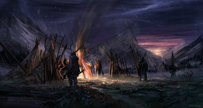 Bandit Camp by Theme Finland