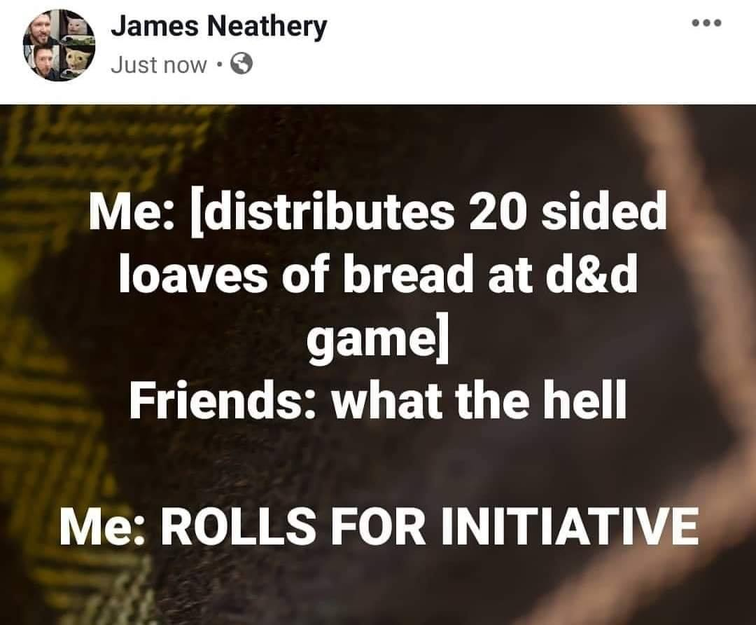 #14 - Rolls for initiative