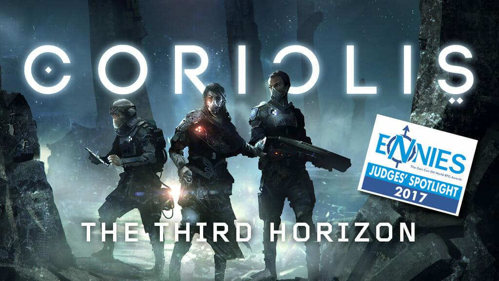 Coriolis – The Third Horizon roleplaying game