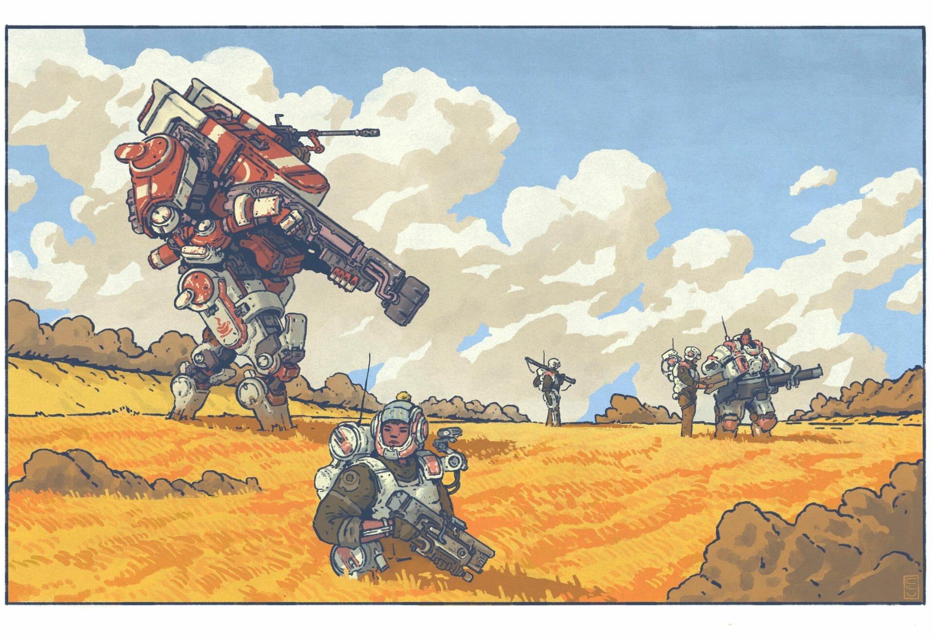 Lancer mission