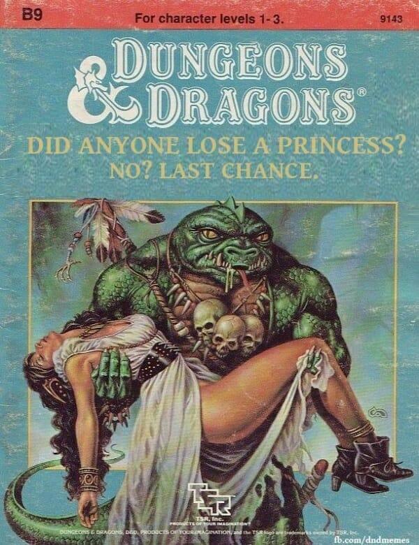 Did Anyone Lose A Princess? No? Last Chance?