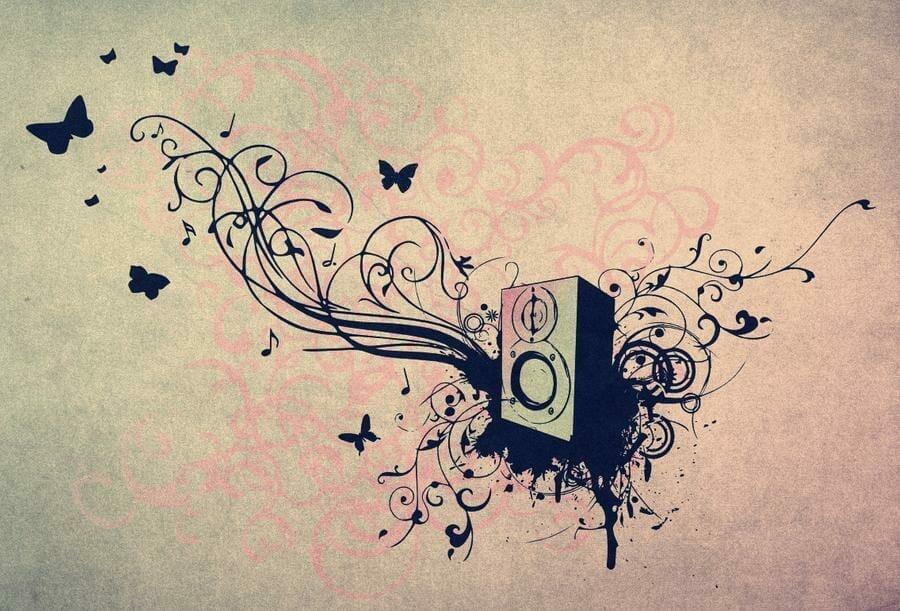 Music by black--monkey