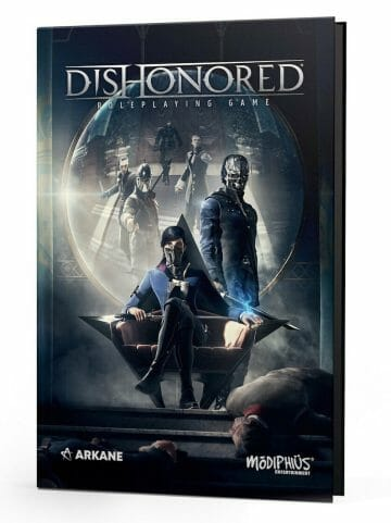 Dishonored tabletop RPG