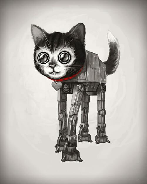 CAT-CAT walker