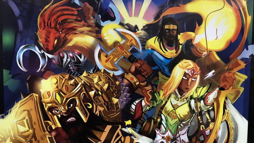 Dungeons & Dragons: Adventurer's Gate