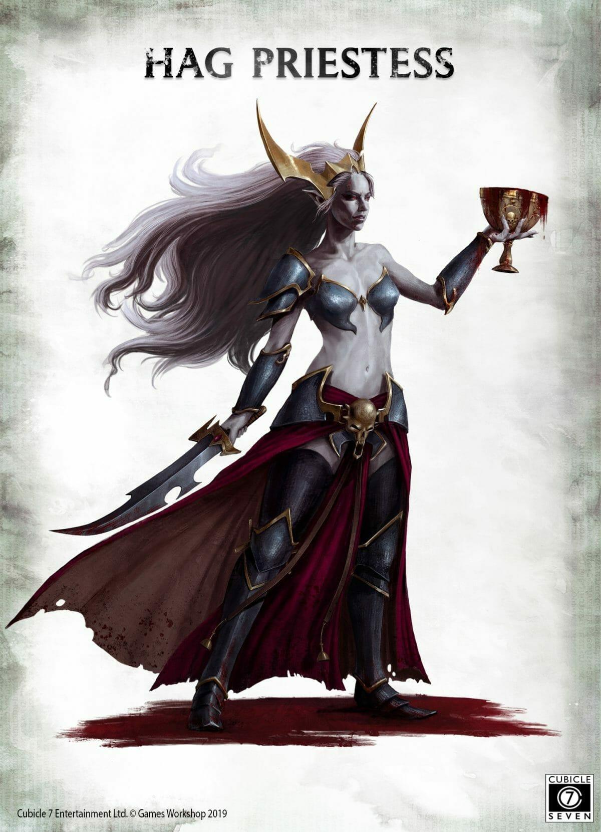 Hag Priestess