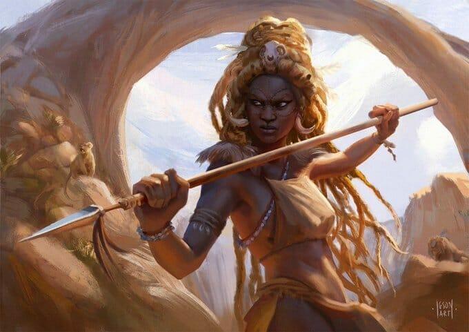 Wagadu lineage: Lionblood