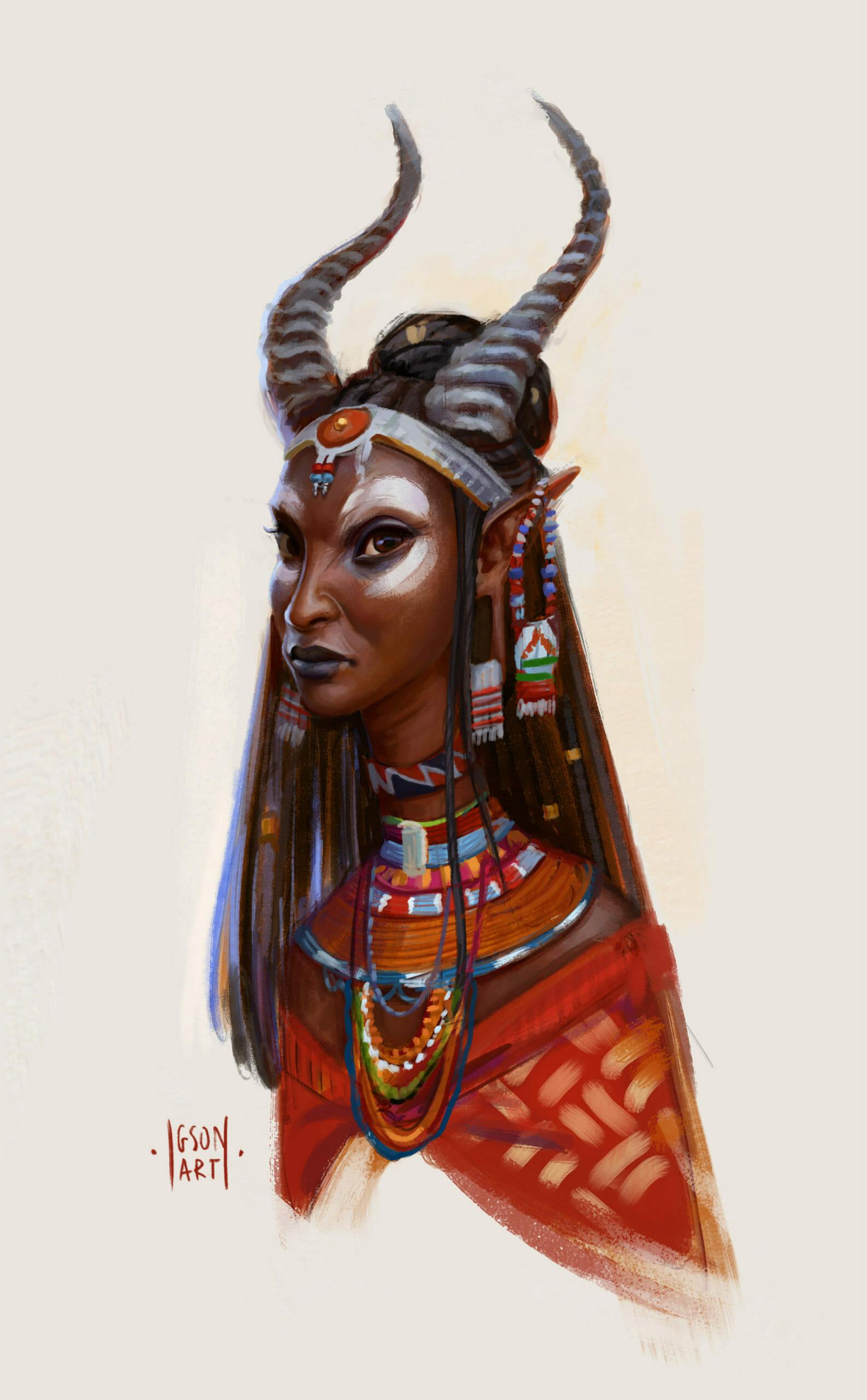 Wagadu lineage: Swala