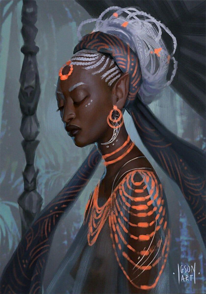 Wagadu lineage: Emere