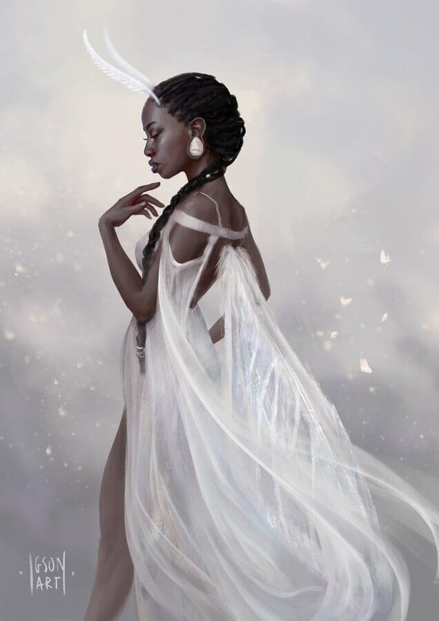 Wagadu lineage: Moth People