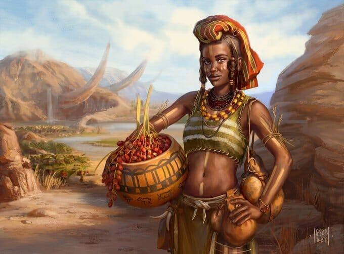 Wagadu lineage: Elementals