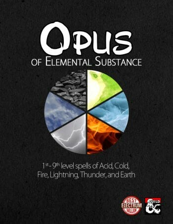 Opus of Elemental Substance
