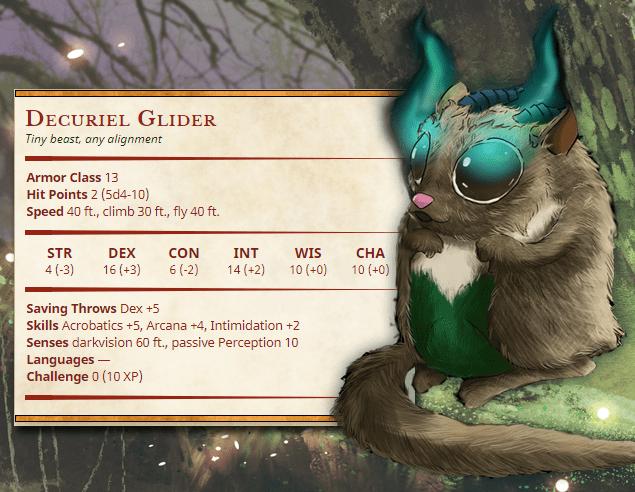 Decuriel Glider