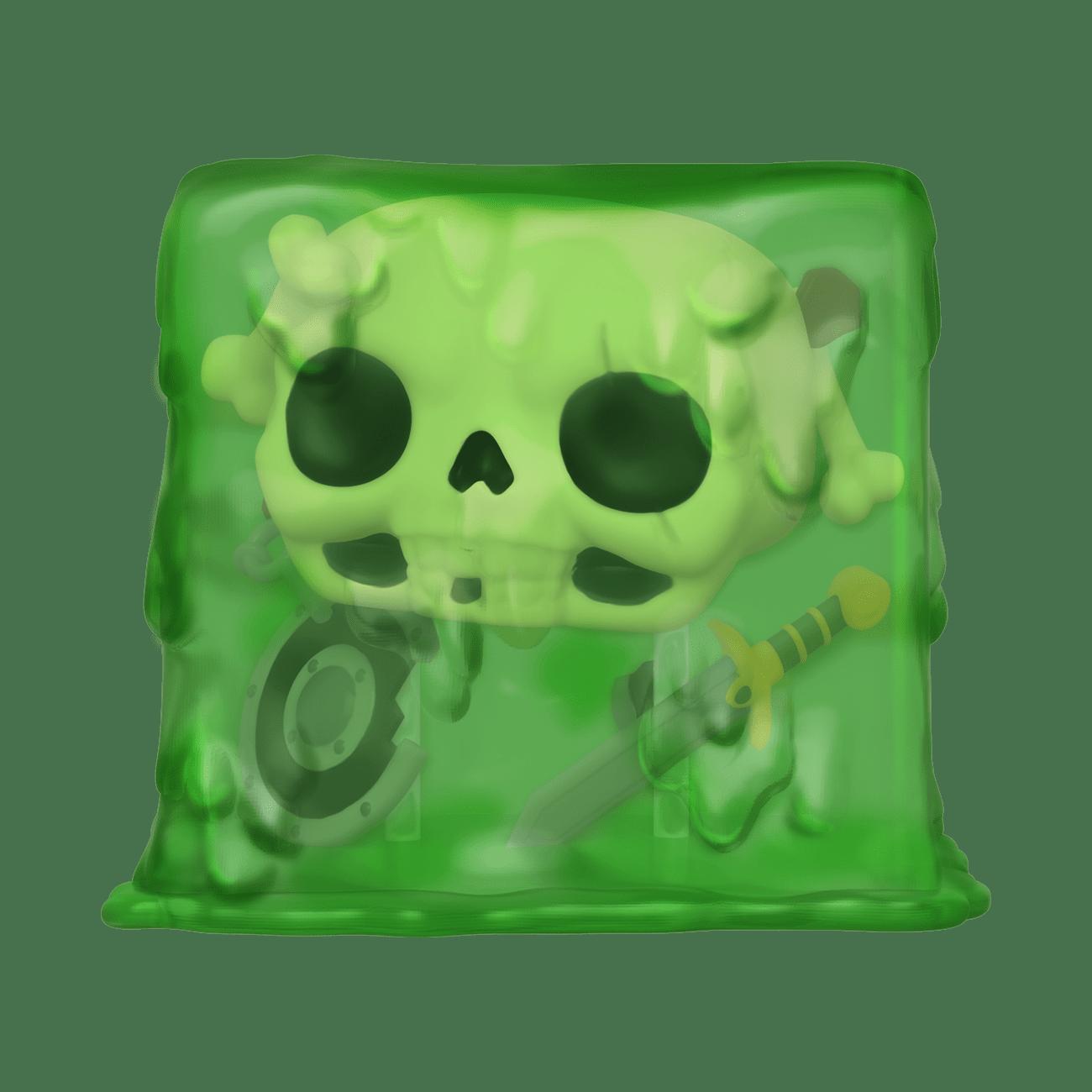 D&D Gelatinous Cube Funko Pop