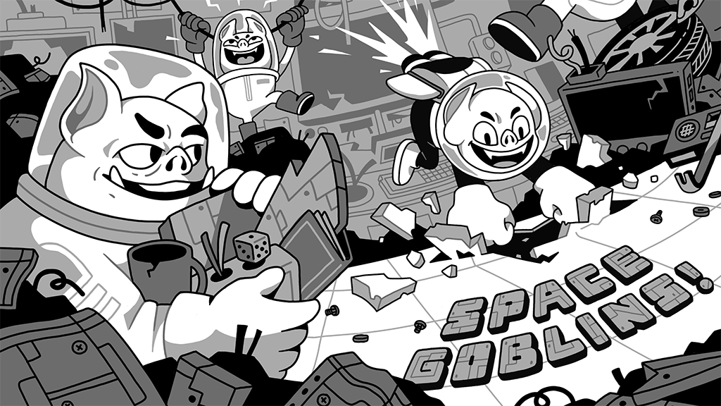 Space Goblins