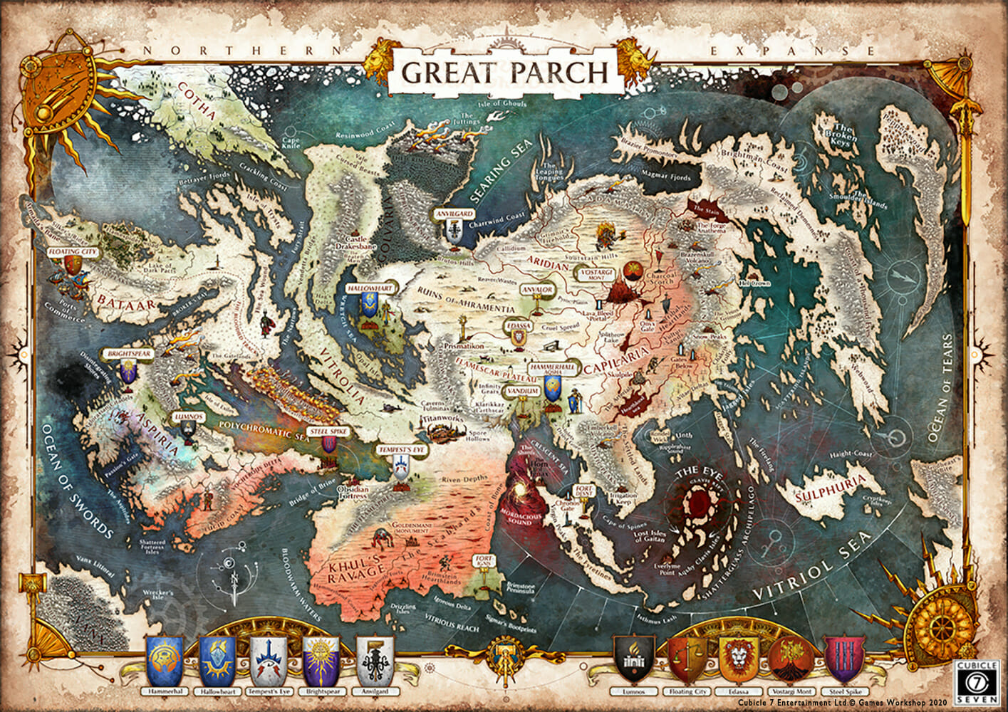 The Great Parch