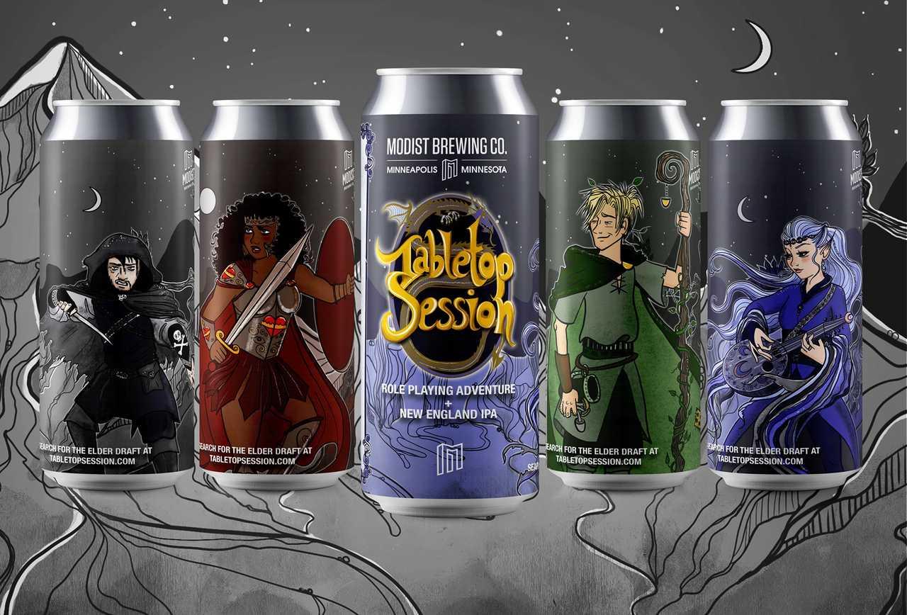 RPG beer