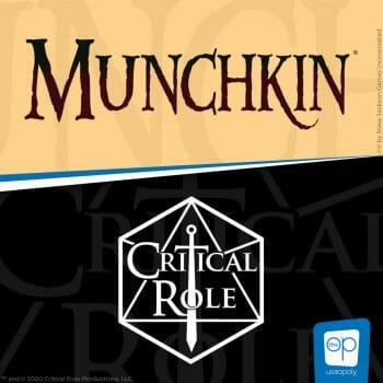 Critical Role Munchkin