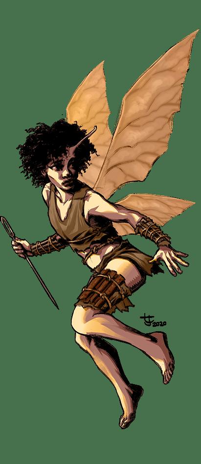 Legendlore pixie