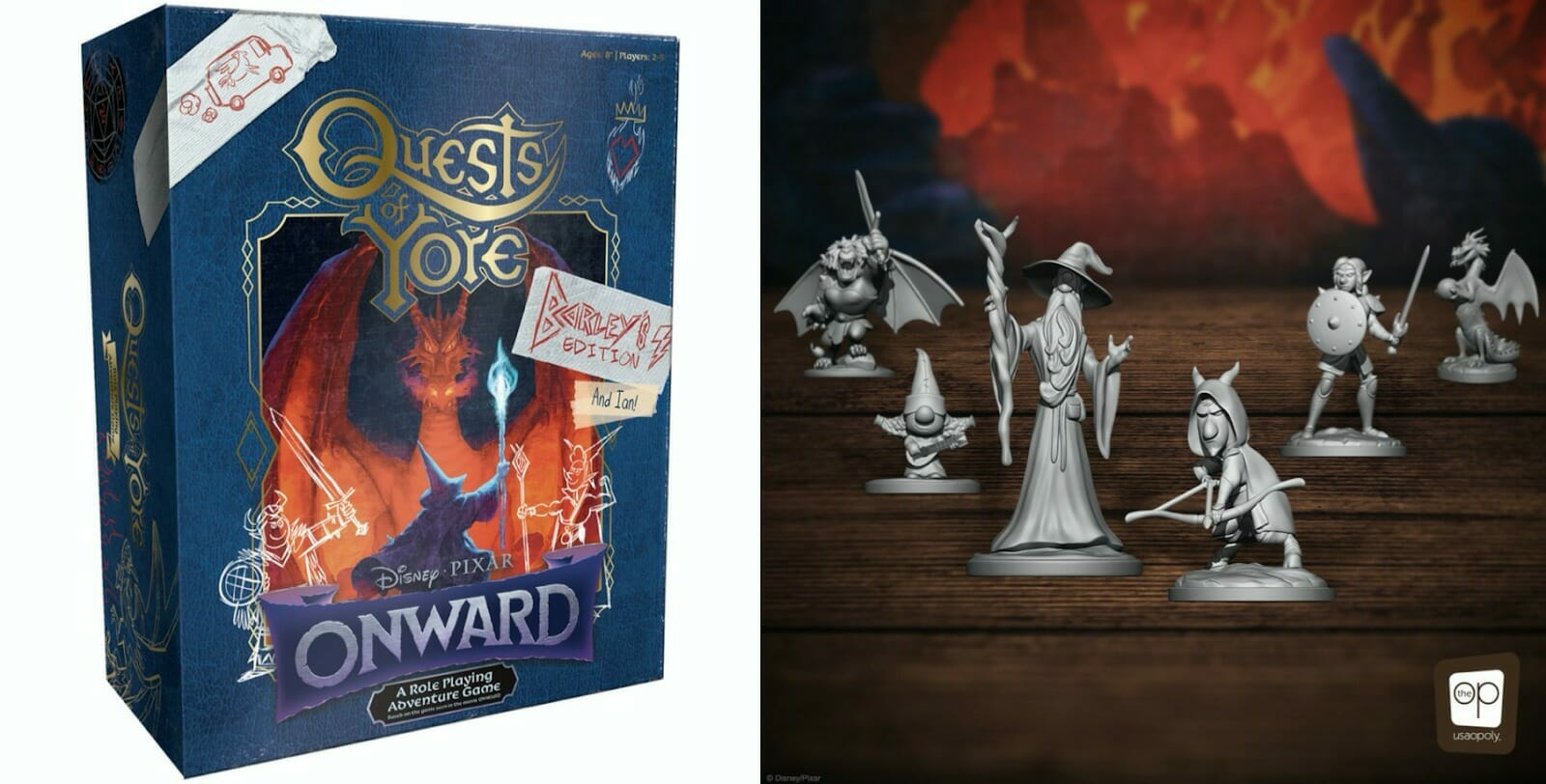 Quests of Yore RPG