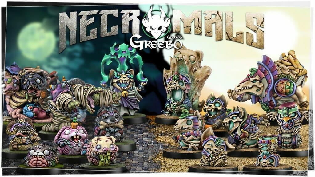 Necromals