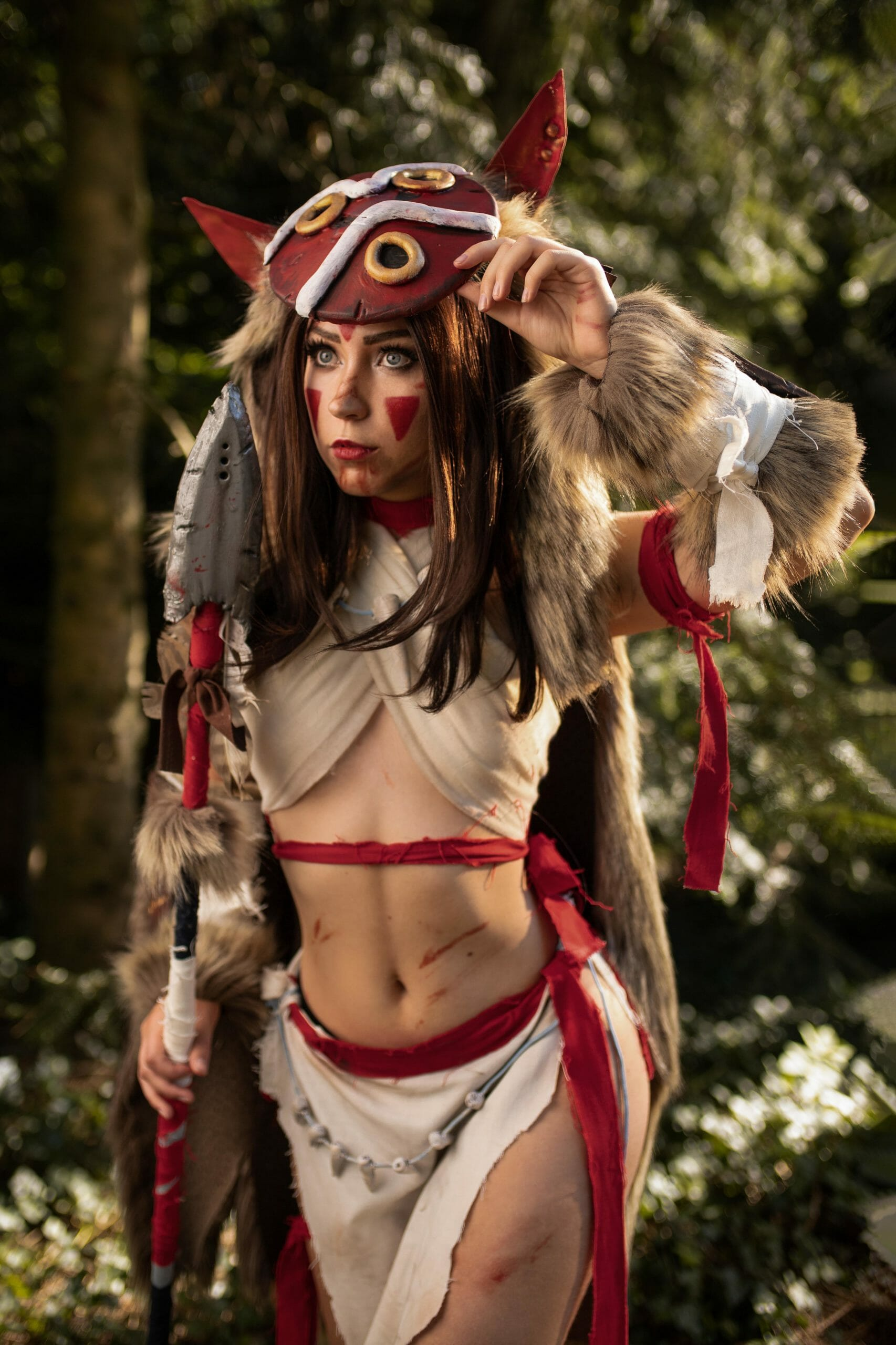 Princess Mononoke cosplay