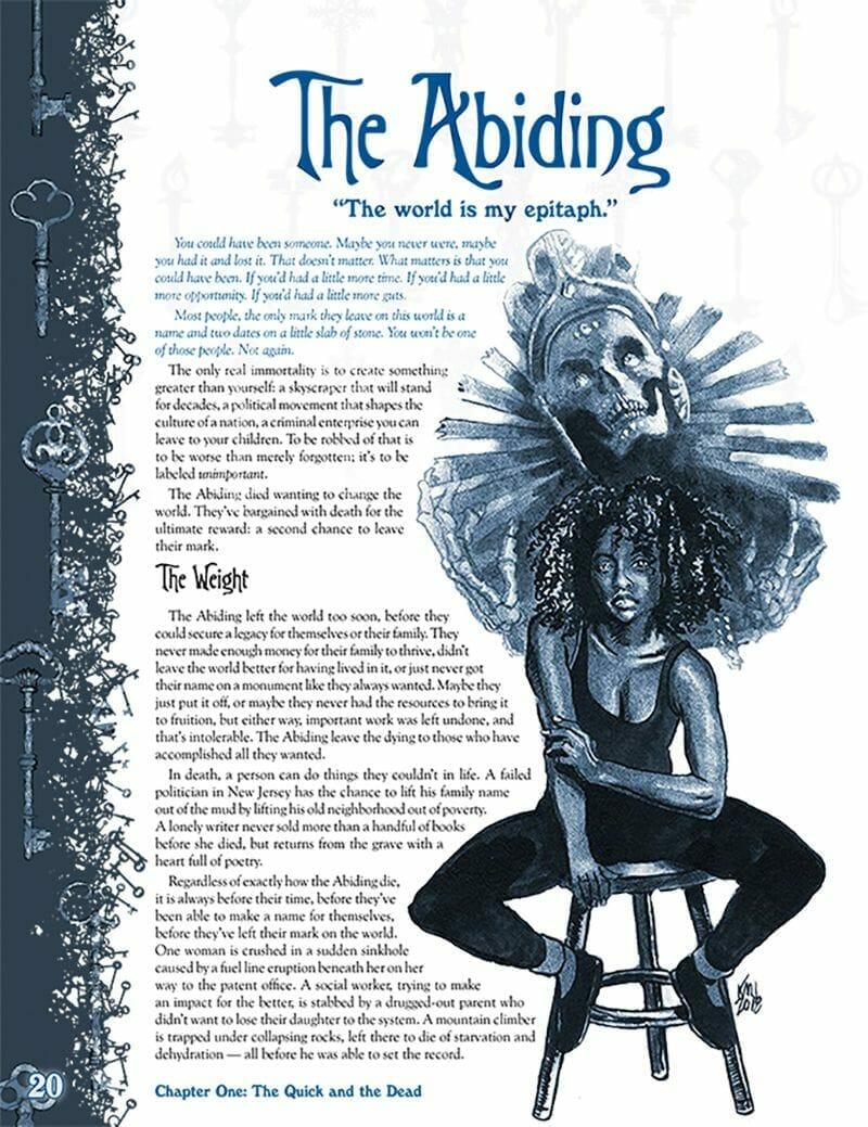 The Abiding
