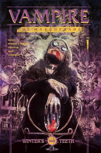 Vampire: The Masquerade comic