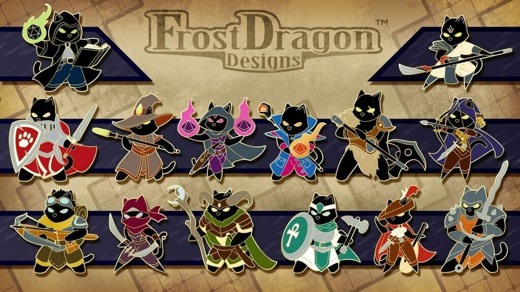 Frost Dragon Designs
