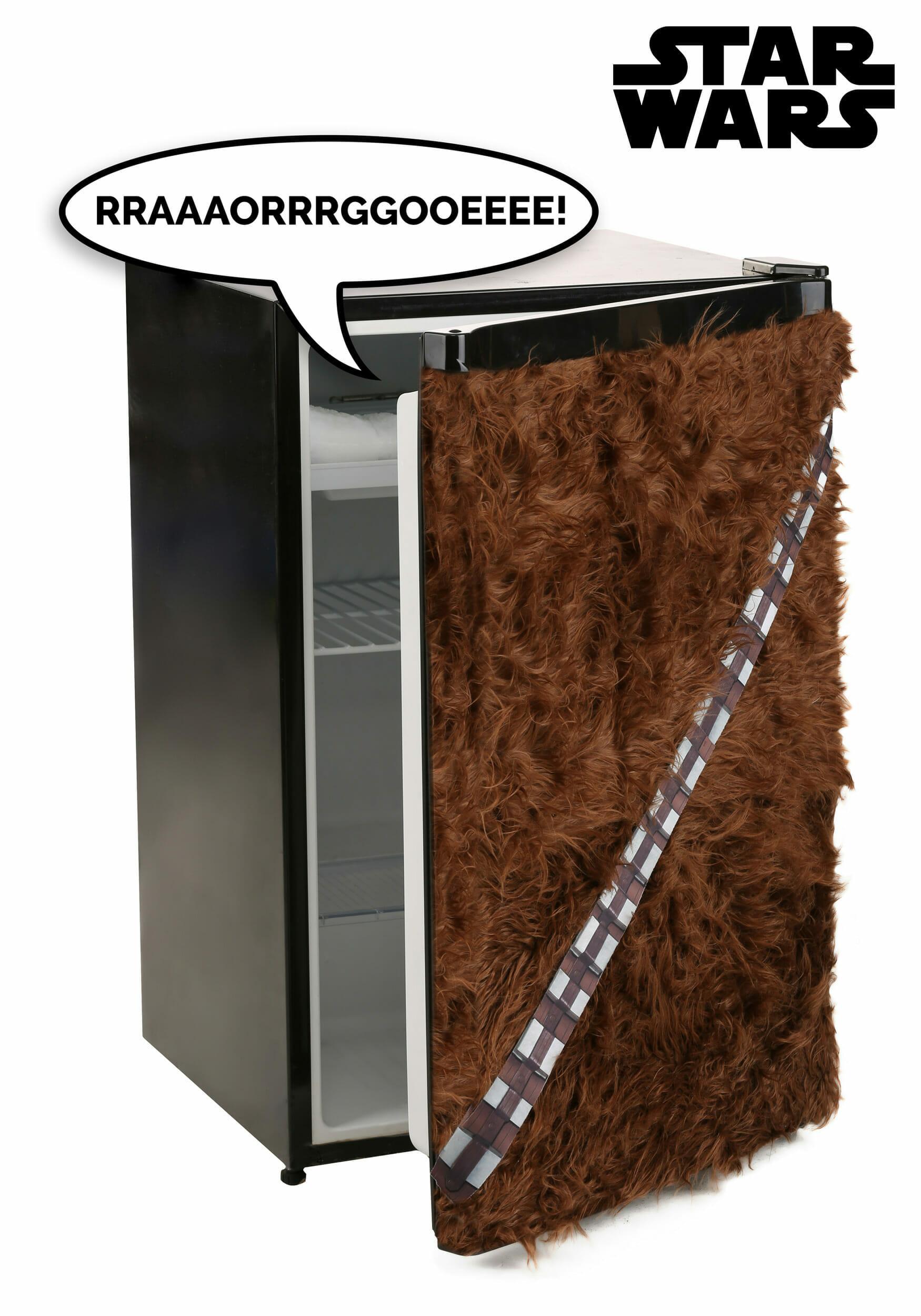 Chewbacca Furgerator