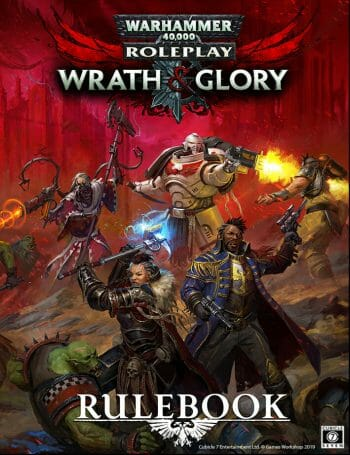 Wrath & Glory revised edition