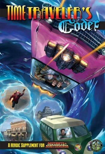 Time Traveler's Codex