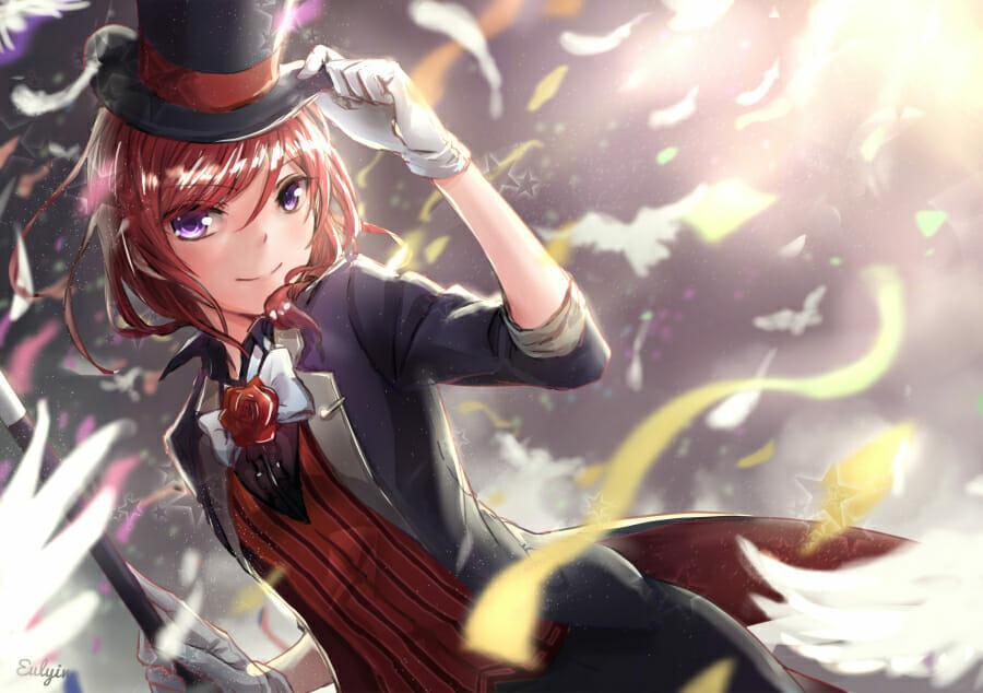 Maki Magician by eulyin