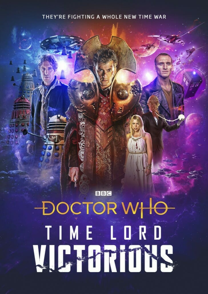 Time Lord Victorious cover