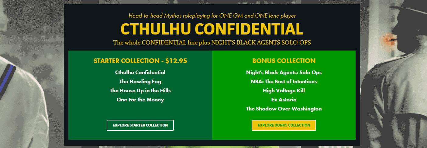 Cthulhu Confidentia