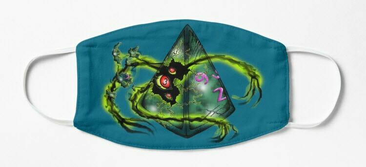 Evil d4 mask